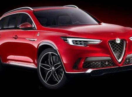 Alfa Romeo Castello – Il SUV di grossa taglia del Biscione