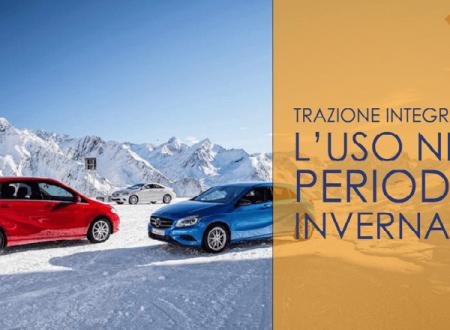 Trazione integrale: l'uso nel periodo invernale